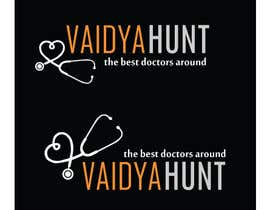 #41 for Design a Logo for VaidyaHunt af alyssalaken