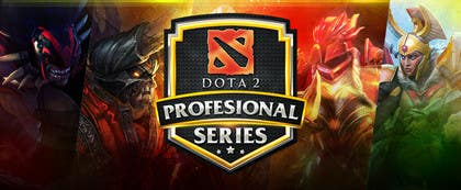 #16 cho Design a Banner and logo for ES1 DOTA 2 Pro Series bởi johanfcb0690
