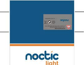 #2 para Create Print and Packaging Designs for Noctic Light (flashlight) por ruicondesso