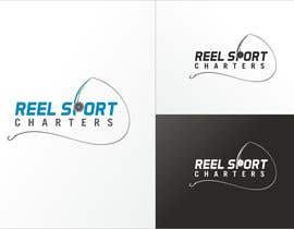#22 for Design a Logo for Reel Sport Charters af lucaender