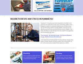 #7 untuk Build a Website for Plumbing Company oleh kethketh