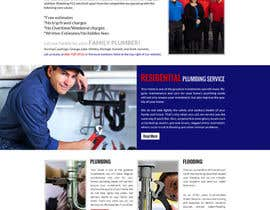 #14 untuk Build a Website for Plumbing Company oleh Psynsation