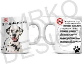 #6 untuk Coffee mug with a picture of my dog oleh VMRKO