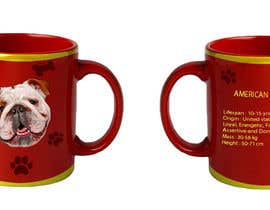 #4 untuk Coffee mug with a picture of my dog oleh ajanujg
