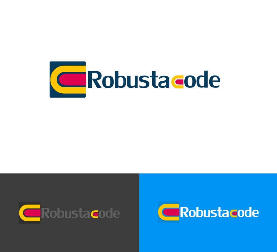 Create a logo for Robusta Code için 49 numaralı Yarışma Girdisi