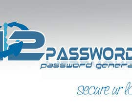 #62 para Design a Logo for 12password.com por rashfimohammad