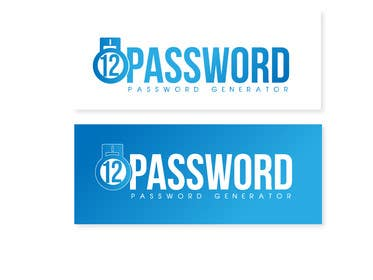 #78 para Design a Logo for 12password.com por creativeartist06