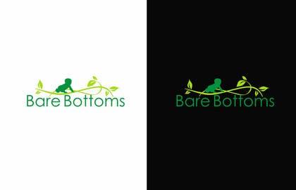 "#23 untuk Design a Logo for organic baby company ""Bare Bottoms Organics"". oleh hassan22as"