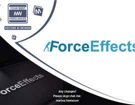 #8 for ForceEffects af MarinaWeb