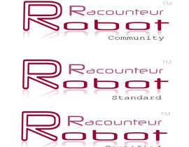 #8 for Design 3 Logos for Robot Raconteur by abhinavkulkarni