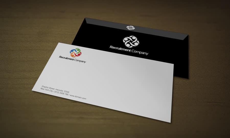 Bài tham dự cuộc thi #                                        40                                      cho                                         Develop a Corporate Identity for a Recruitment Company