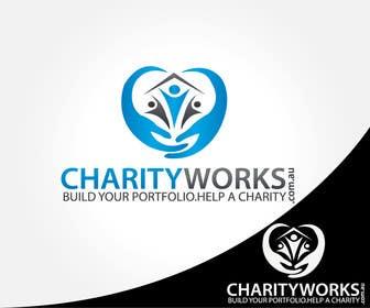 Nro 27 kilpailuun Design a Logo for CharityWorks.com.au käyttäjältä alikarovaliya