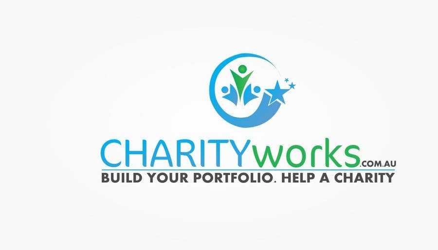 Bài tham dự cuộc thi #31 cho Design a Logo for CharityWorks.com.au