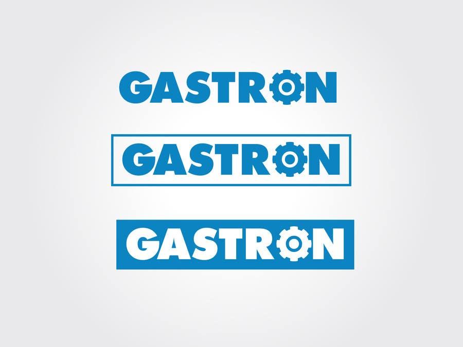 Penyertaan Peraduan #10 untuk Diseñar un logotipo for Gastron