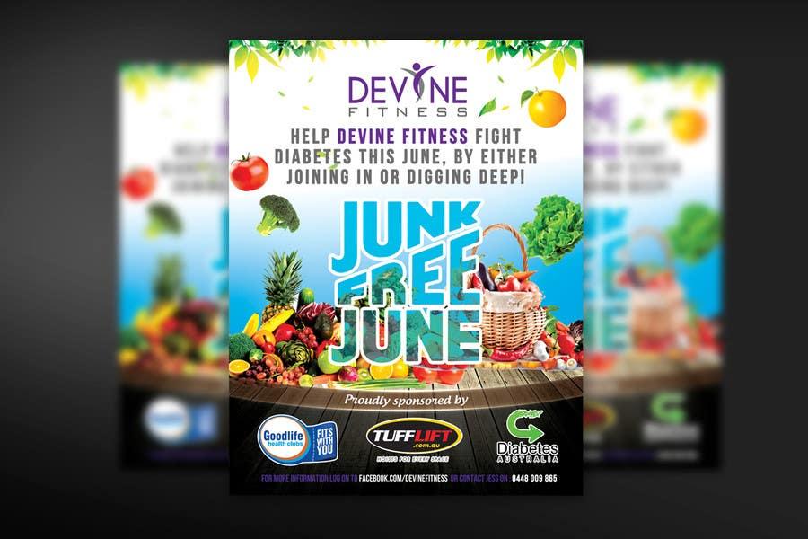 Bài tham dự cuộc thi #40 cho Design a poster for a fundraising event