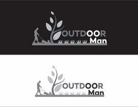 Khandesigner2007 tarafından Design a Logo for Outdoor Man Property Maintenance için no 72