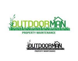romerlorenzo tarafından Design a Logo for Outdoor Man Property Maintenance için no 52