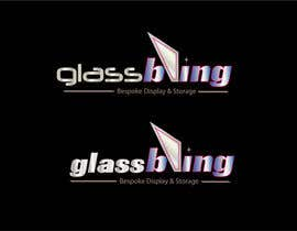 #130 para Logo Design for Glass-Bling Taupo de bluedartdesigner