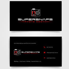 #87 cho Design a Logo and business card for Photo booth company bởi sayuheque