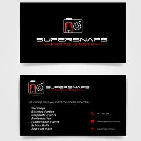 sayuheque tarafından Design a Logo and business card for Photo booth company için no 91