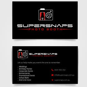 #93 cho Design a Logo and business card for Photo booth company bởi sayuheque