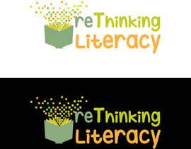 #67 for Design a Logo for reThinking Literacy Conference af vasked71