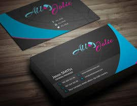 #31 for Design some Business Cards for my Hair Extension Brand af Fgny85