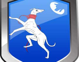#9 untuk Design a Logo for Moonhound Security Services oleh talhafarooque