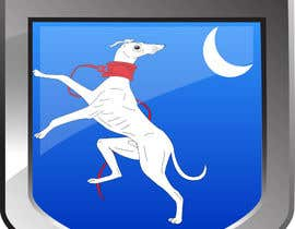 #15 untuk Design a Logo for Moonhound Security Services oleh talhafarooque