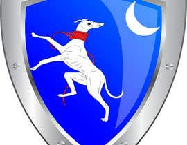 #20 for Design a Logo for Moonhound Security Services af talhafarooque
