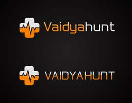 #19 untuk Design a Logo for a website - Vaidyahunt oleh simpledesign11