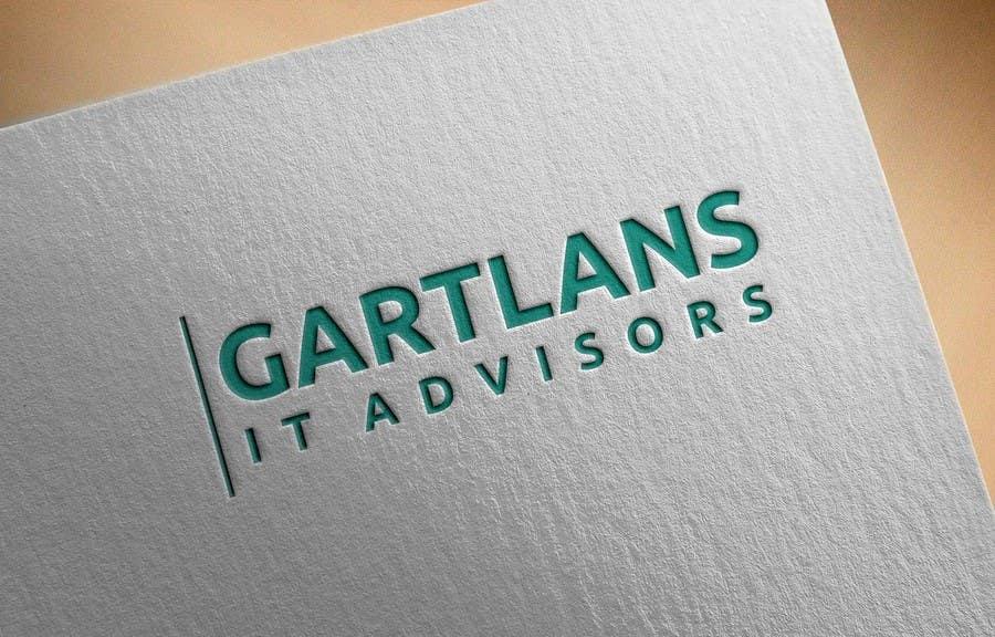 Konkurrenceindlæg #40 for Design a Logo for Gartlans IT Advisors