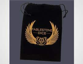 #21 untuk Design a Logo for Fablestone Dice - Fantasy roleplaying theme oleh aviral90