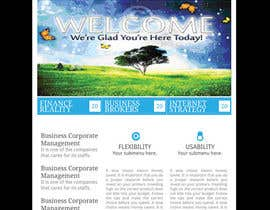 #3 untuk Design a Brochure for Church Newsletter Template oleh akhi1sl