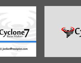 #3 cho Design some Business Cards for Cyclone 7 bởi dworker88