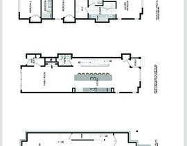 #9 para Home Floorplan Sketch for brochure por madwks