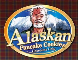 #15 for Design a Logo for Alaskan Pancake Cookies by drilemos
