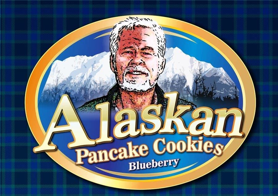 Bài tham dự cuộc thi #                                        19                                      cho                                         Design a Logo for Alaskan Pancake Cookies