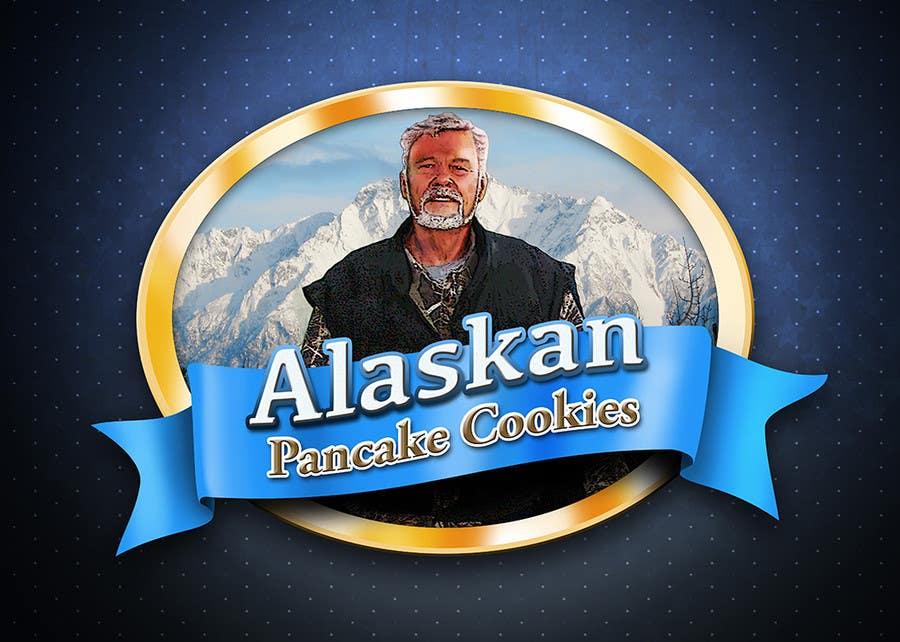 Bài tham dự cuộc thi #                                        24                                      cho                                         Design a Logo for Alaskan Pancake Cookies