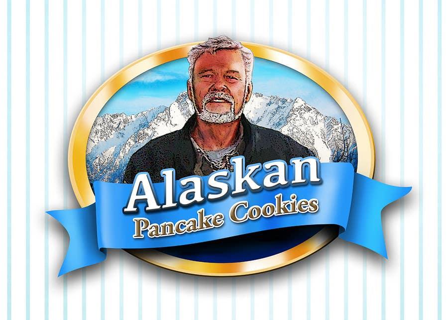 Bài tham dự cuộc thi #                                        29                                      cho                                         Design a Logo for Alaskan Pancake Cookies