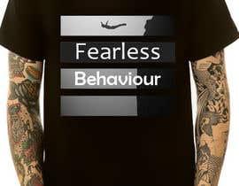 #27 para Design a T-Shirt for Fearlessonexxx por akblogos