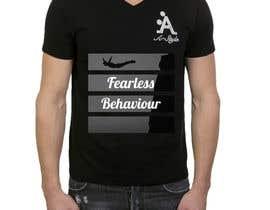 #24 para Design a T-Shirt for Fearlessonexxx por Muqeemdesigner