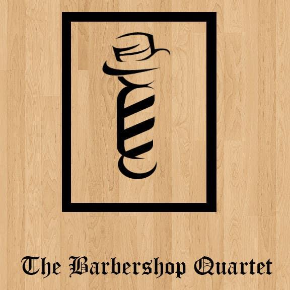 Proposition n°9 du concours Design a Logo for a Barbershop Quartet