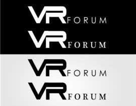#16 cho Design a Logo for VR Forum bởi stoilova