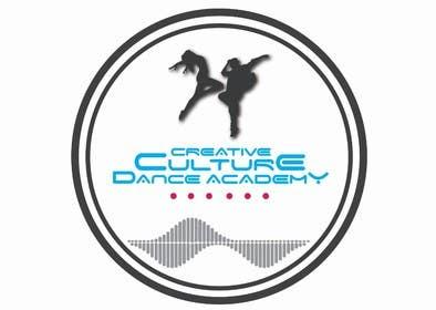 Nro 95 kilpailuun Design a Logo for Creative Culture Dance Academy käyttäjältä sandrazaharieva