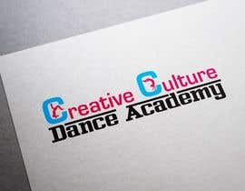 #15 para Design a Logo for Creative Culture Dance Academy por anwera