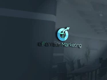 #9 untuk Design a Logo for eFerrals Marketing oleh olja85