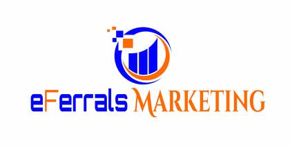 #30 untuk Design a Logo for eFerrals Marketing oleh olja85