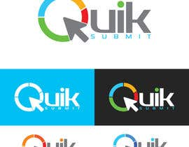 #251 untuk Design a Logo for Quik Submit oleh Mechaion