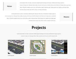 rahul0887 tarafından Build a Website for Real estate Comp - RTL - Responsive için no 4